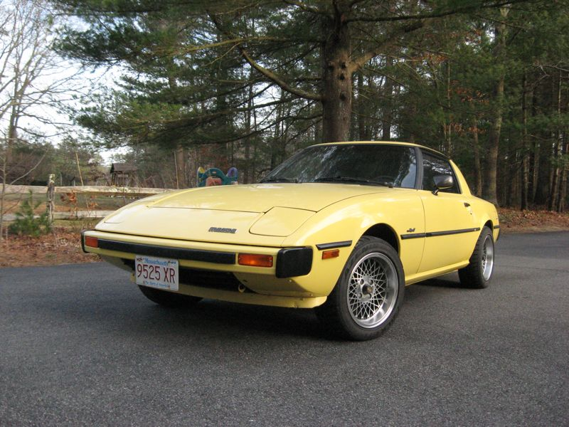 Mazdax605 39 s mazda rx 7 gs readers rides for Sell em all motors