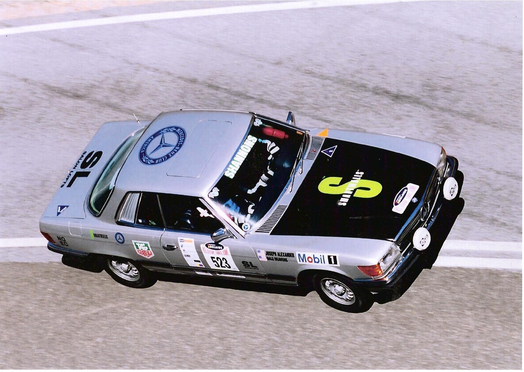 ja17us\'s Mercedes-Benz 450 SLC Rally: Readers Rides: