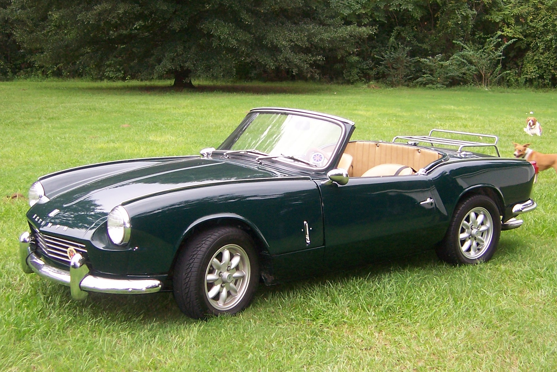 denniswunsch 39 s triumph spitfire mk2 readers rides. Black Bedroom Furniture Sets. Home Design Ideas