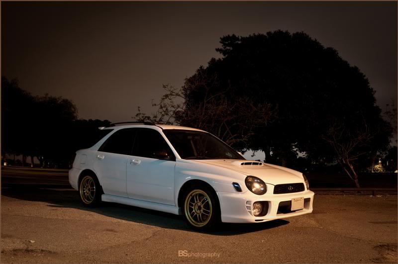 naterkane's Subaru WRX Wagon: Readers Rides: