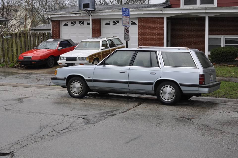 Cooter's Dodge Aries K Wagon: Readers Rides: