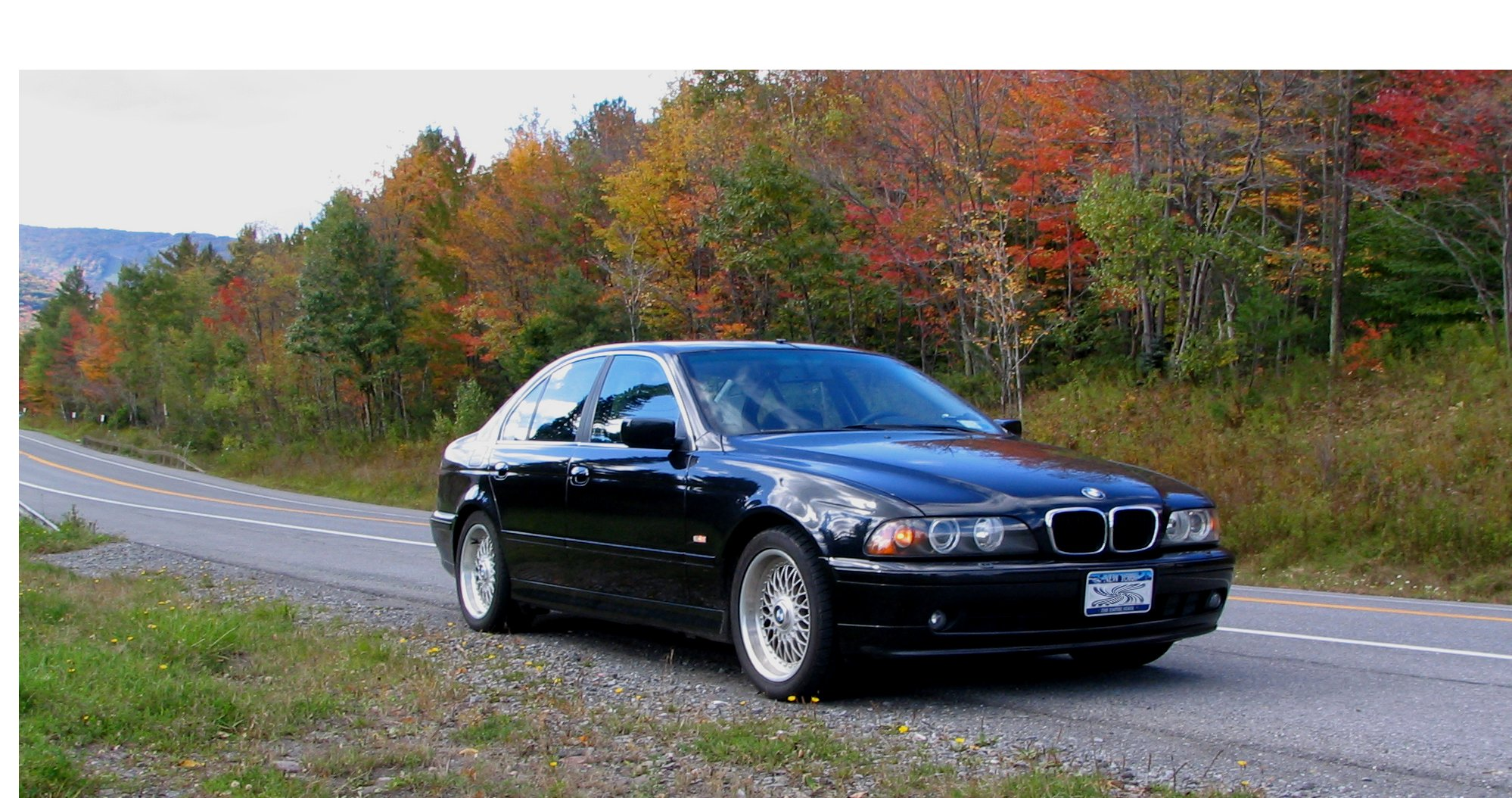 02Pilot\'s BMW 525i: Readers Rides:
