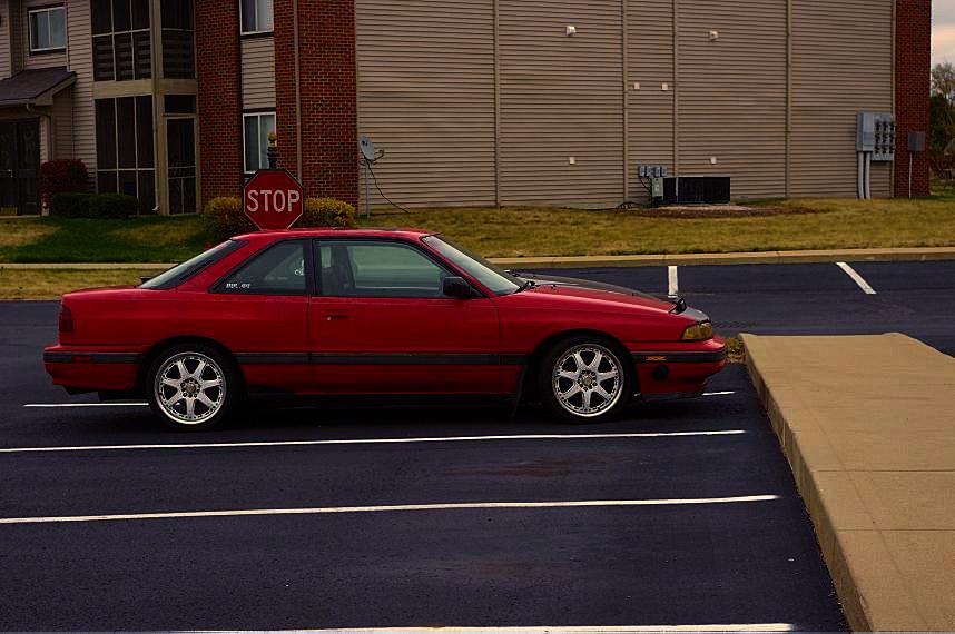 93celicagt2 S Mazda Mx6 Gt Turbo Readers Rides
