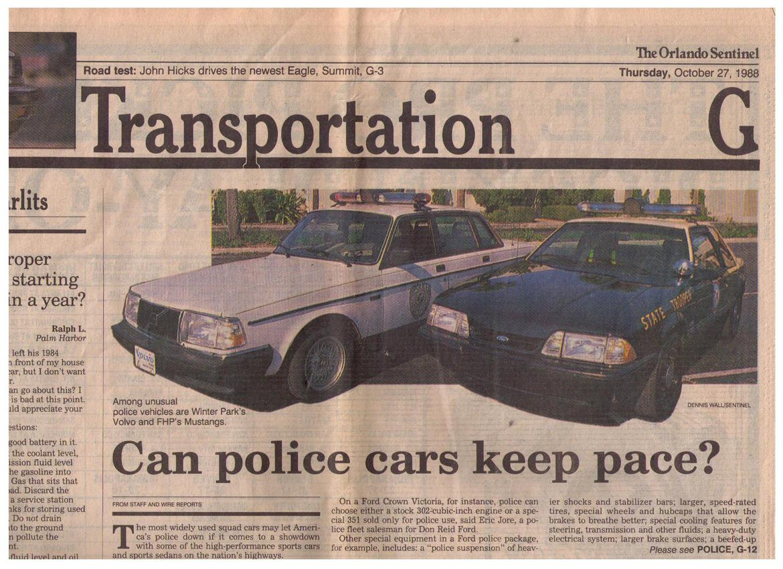 Vintage Views: Volvo 240 | Articles | Grassroots Motorsports