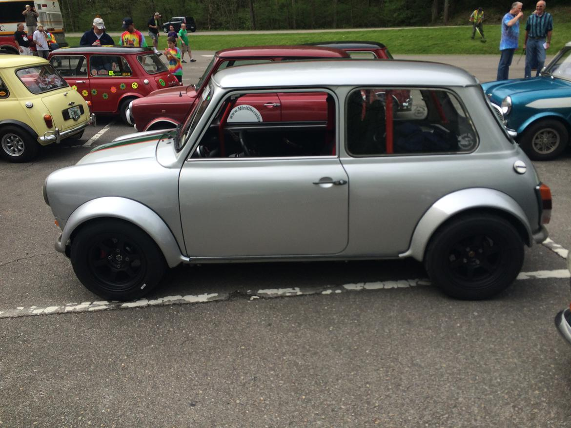 75 Mini Clubman 1275 GT gets a Honda V6| Builds and Project Cars forum |