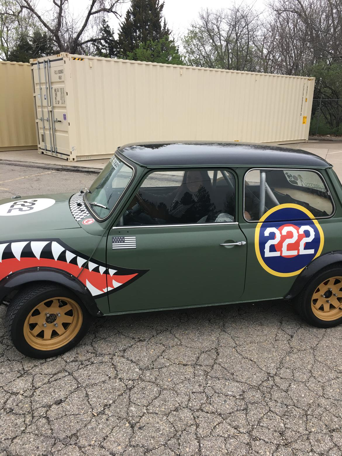 75 Mini Clubman 1275 Gt Gets A Honda V6 Builds And Project Cars Forum