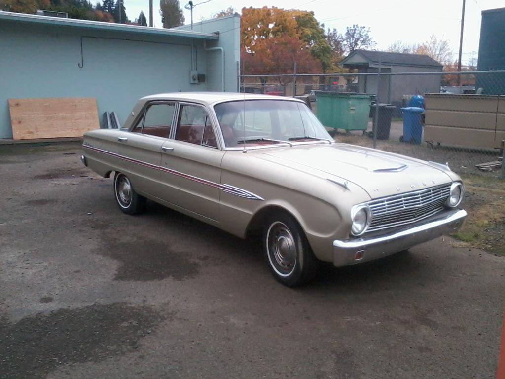 Back in 2012 i bought a 63 falcon and started a build thread here which photosuckit has killed with their corporate greed i stopped driving it about a year