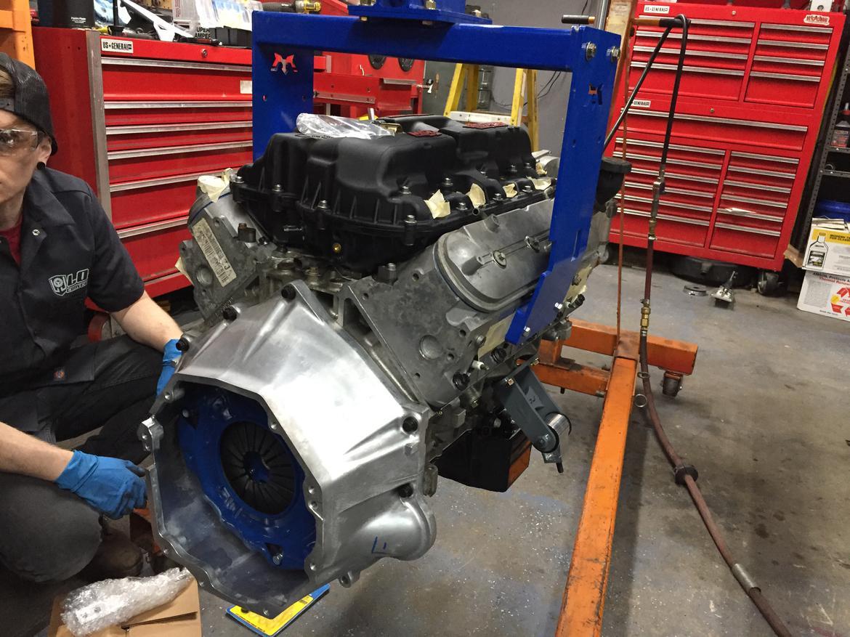 GRM LS-Swaps a 350Z in 3 Days| Grassroots Motorsports forum |
