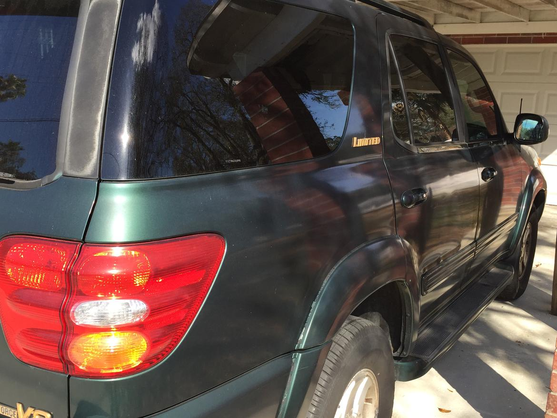 2001 Toyota Sequoia Cheap - $1200 - Tampa FL (mine)| $2000