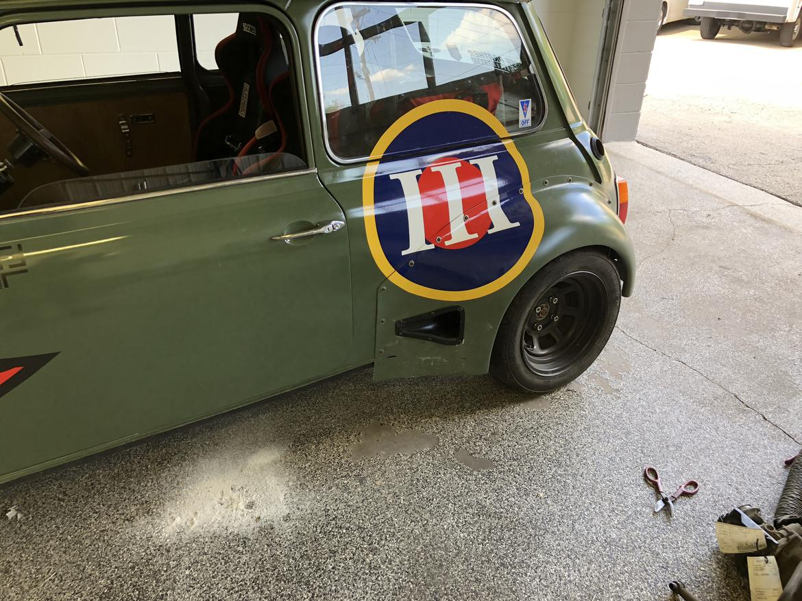75 Mini Clubman 1275 GT gets a Honda V6-Page 3| Builds and Project