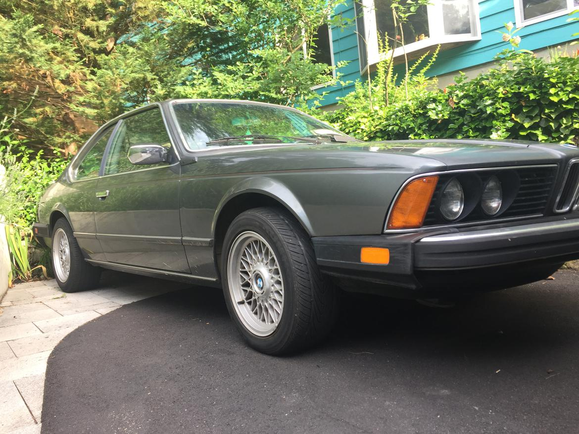 Big Coupe Small Garage A Bmw E24 Adventure Builds And Project Schematic Diagram Example Diy Electric Car Forums I Was High Bidder On Reserve Not Met Auction Made Deal With The Seller To Get After Some Scheduling Snafus Finally Arrived In My