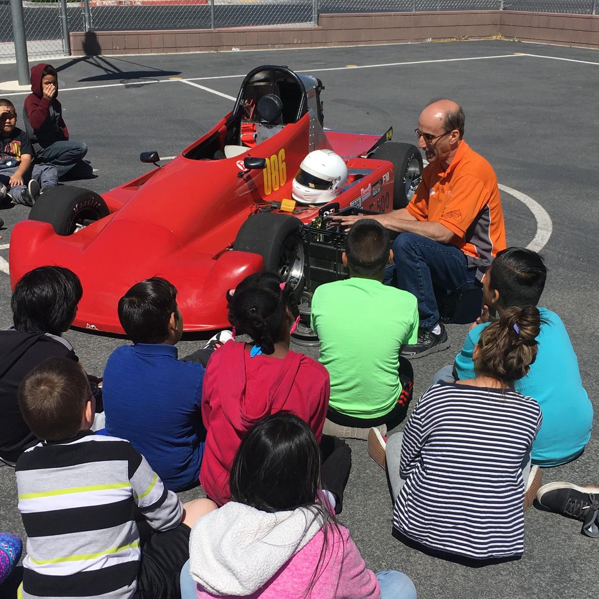 Grassroots Motorsports Forum: Take Your Race Car To School.