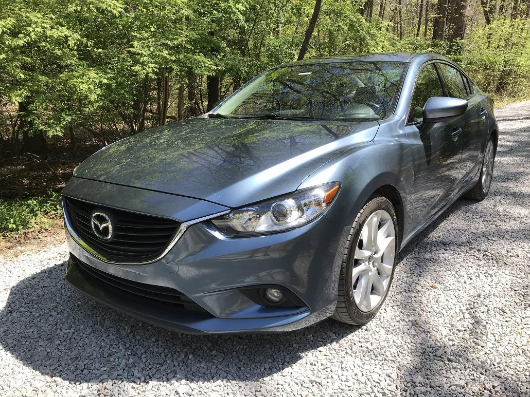 Fs 2015 Mazda 6 Itouring With 6 Spd Manual Transmission Manual Guide