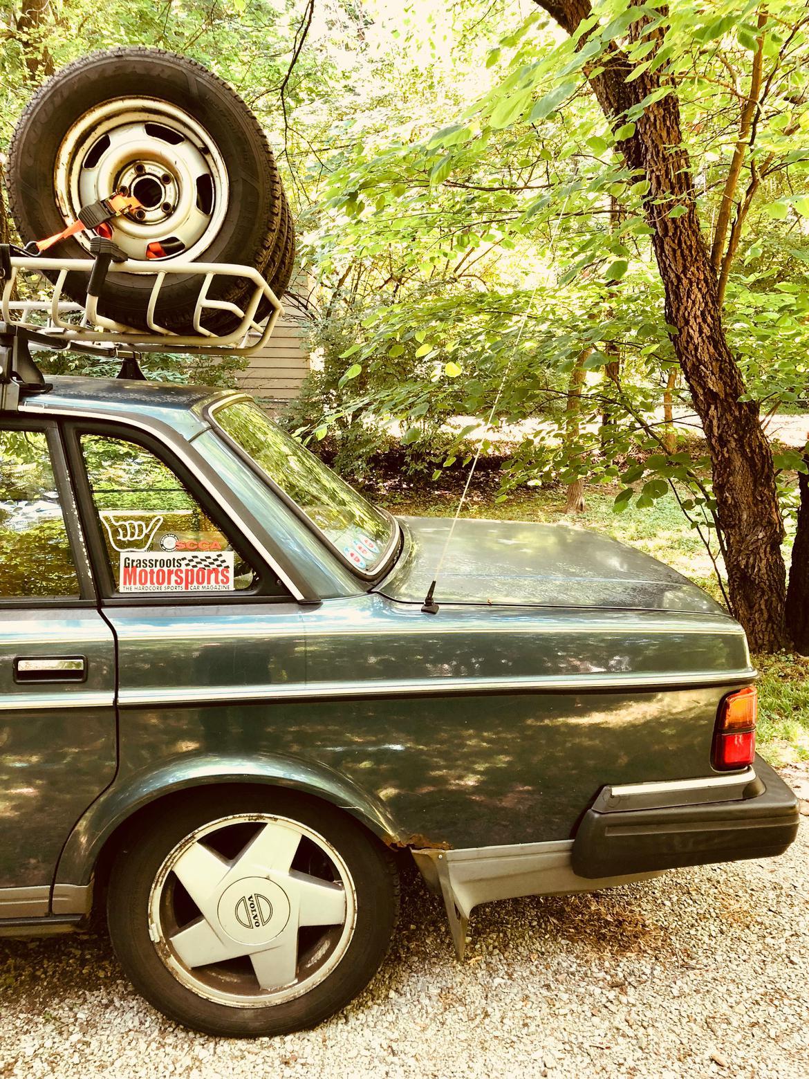 Volvo 240  Turbo  Manual  Rallycross ready  Mine, totally