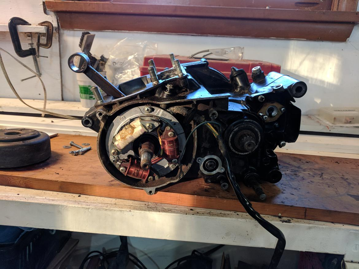 1979 Suzuki TS250  How hard could it be?| Builds and Project
