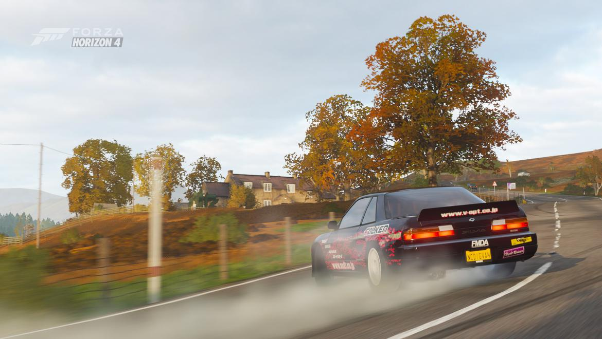 Forza Horizon 4: Set in the UK (October 2 release date)-Page
