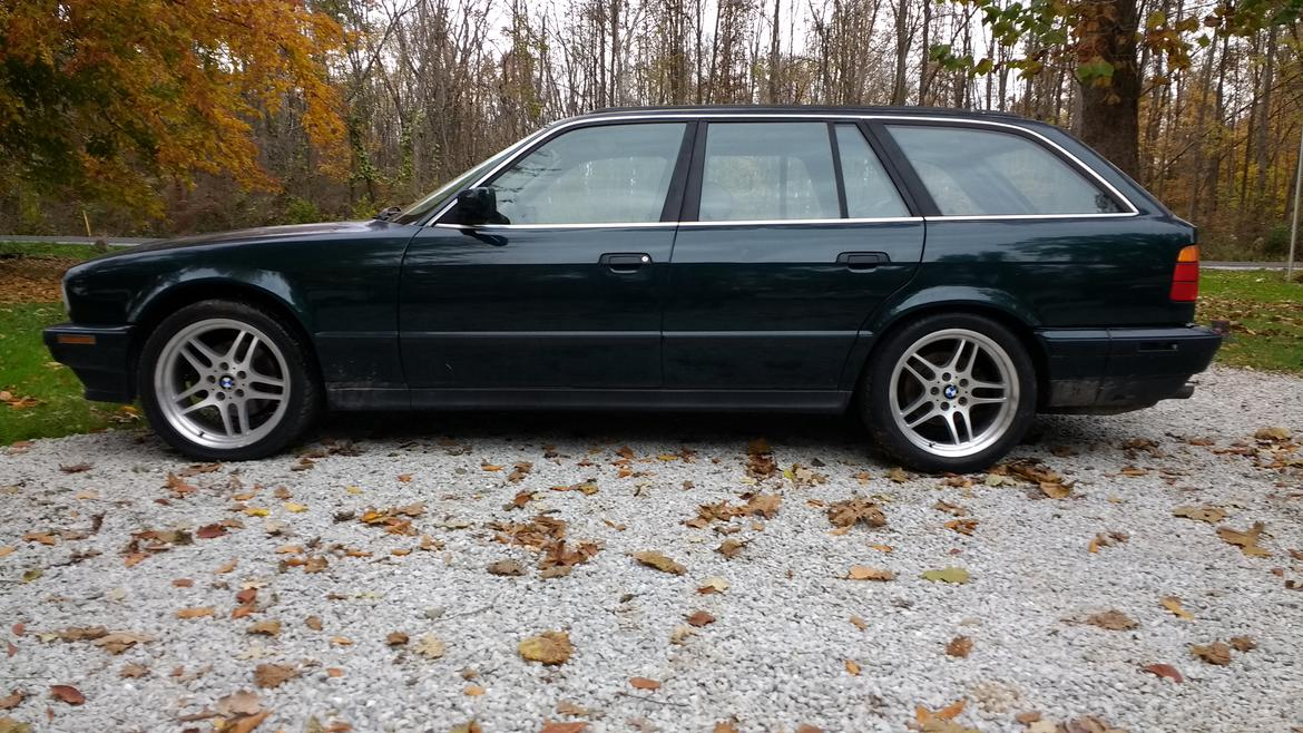Einhorn For Sale 1994 Bmw E34 Touring Wagon V8 Manual Trans Project Cars For Sale Forum