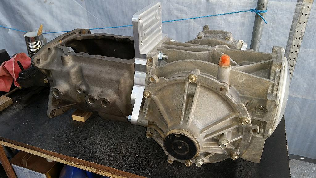 Ford Top Loader bolt pattern?| Builds and Project Cars forum |
