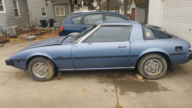 FS: Mine - 1979 Mazda RX-7 $300 - missing a lot (AKRON OH ...