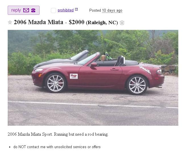 Let's 2 5-swap an NC Miata in a single day!| Grassroots