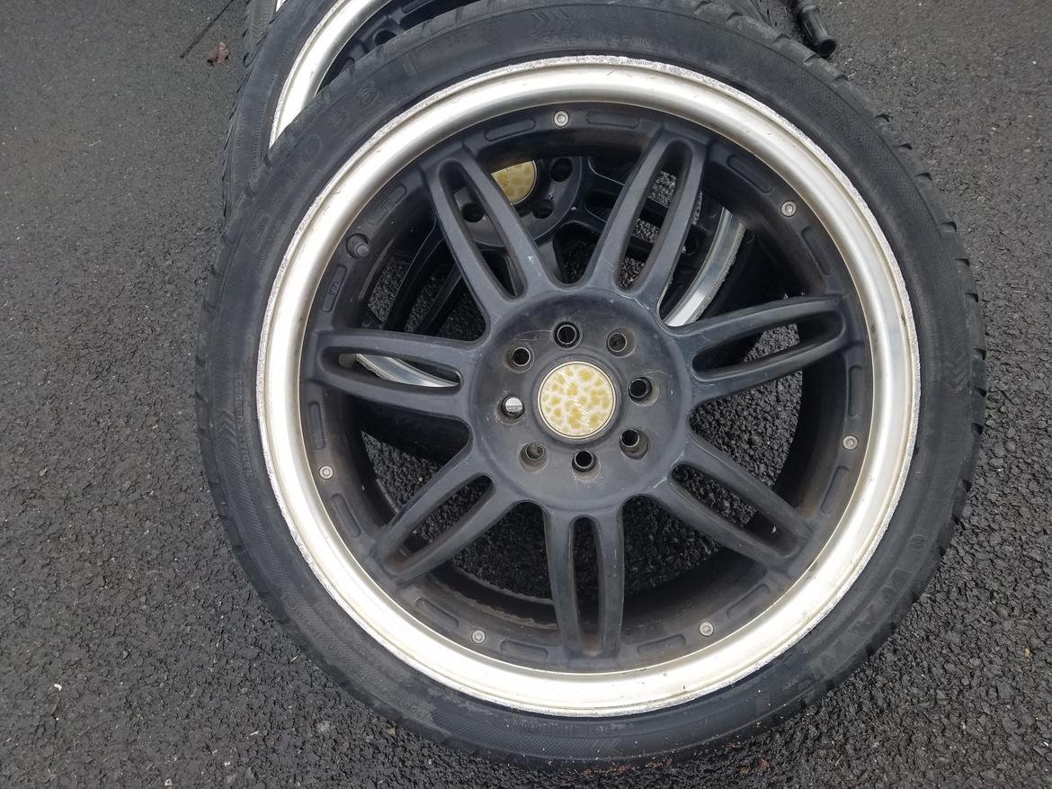 17x7 wheels with bad tires - $100| Parts For Sale forum |