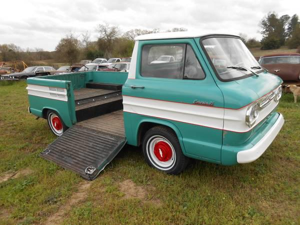 1962 Corvair Ramp side truck!| Cars For Sale forum