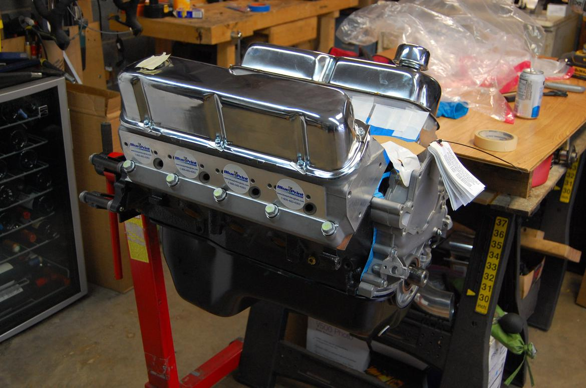 Blueprint Engines Ford 347 Stroker  Builds and Project Cars