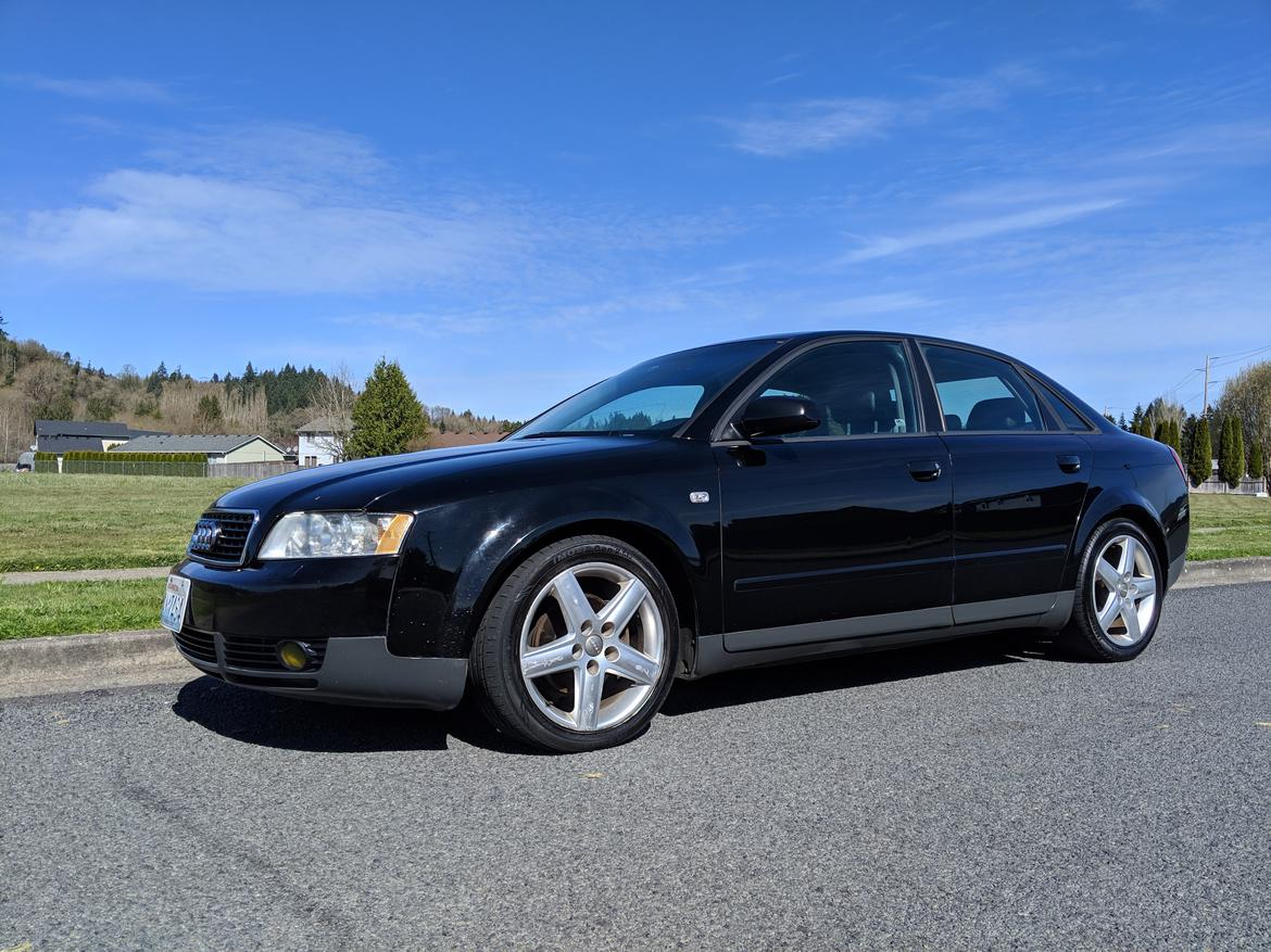 2004 Audi A4 Quattro 1 8T 6-speed - $3600 WA state| Cars For