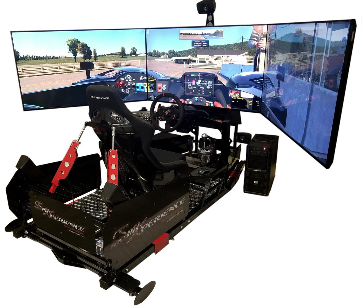 SimXperience: From Father-Son Project to Industry Leader | Articles