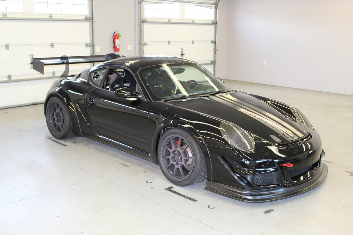 Tech Tips: Porsche Cayman | Articles | Grassroots Motorsports