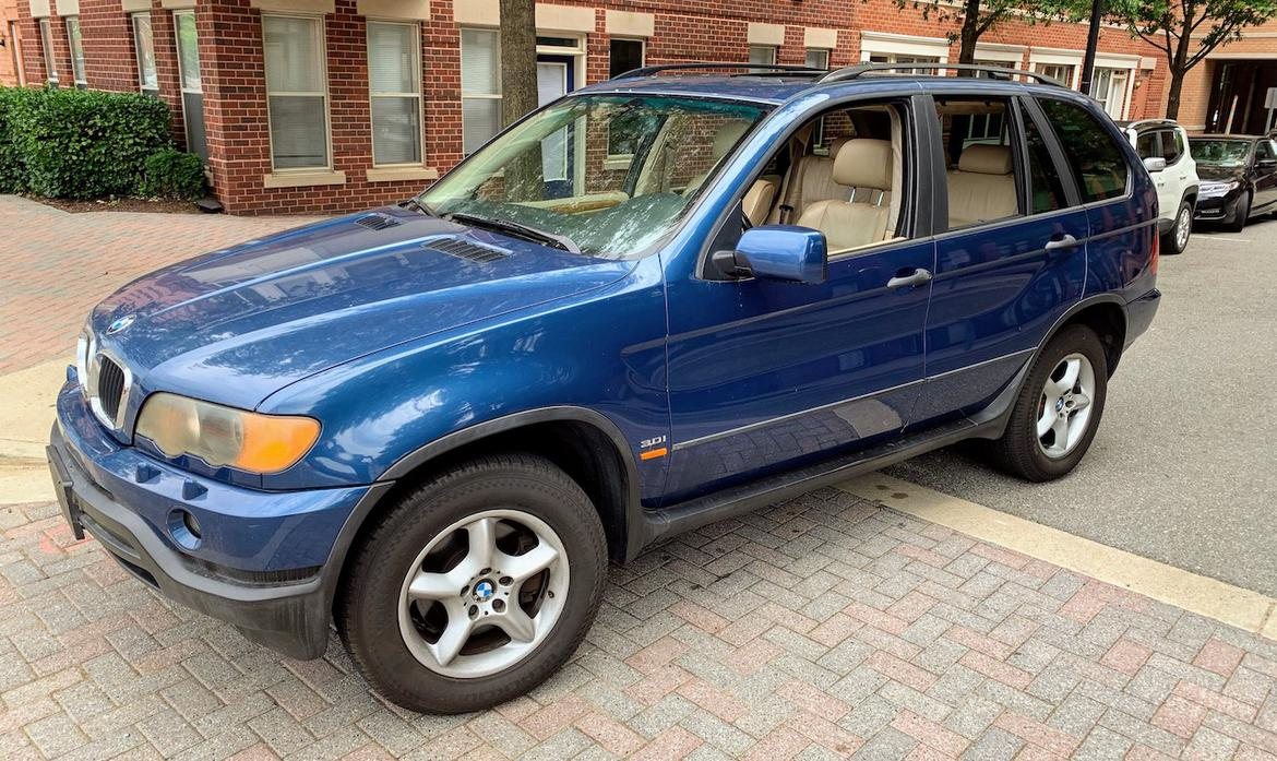 2001 Bmw X5 3 0i Soft Roading On The Cheap Builds And
