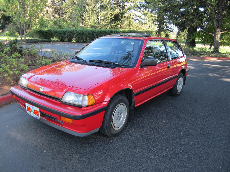 1987 Honda Civic Si Hatchback - One Owner  Cars For Sale forum