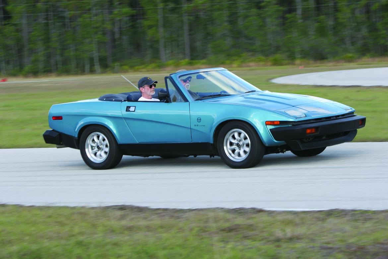 The Last Waltz: Triumph TR7/TR8 | Articles | Classic Motorsports