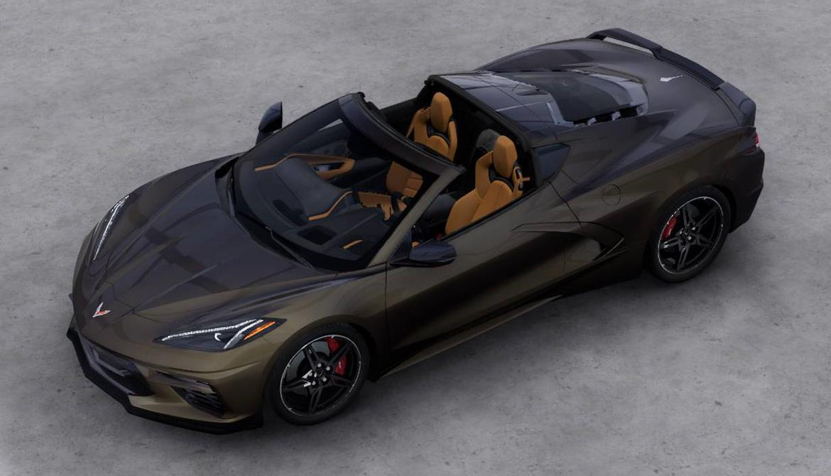 2020 Corvette Stingray C8 What We Know And First