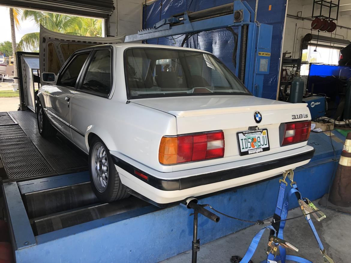 Project BMW 318is: Perfecting the Tune   BMW 318is   Project Car