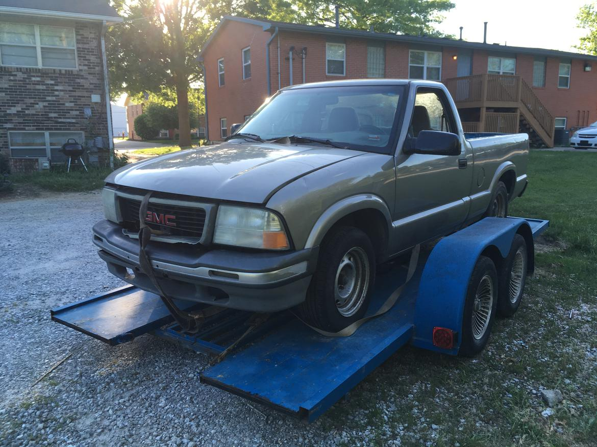 Project Son-of-a, 2002 GMC Sonoma with daily aspirations