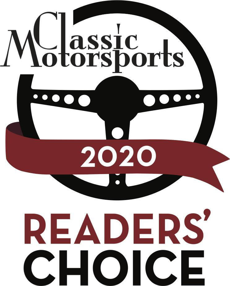 Classic Motorsports Readers Choice