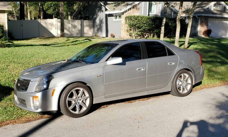 NMNA 2004 Cadillac CTS-V - $9000 Orlando| Cars For Sale ...