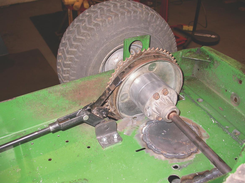 Go Kart ~ Disc Brake Assembly /& Pucks Mower