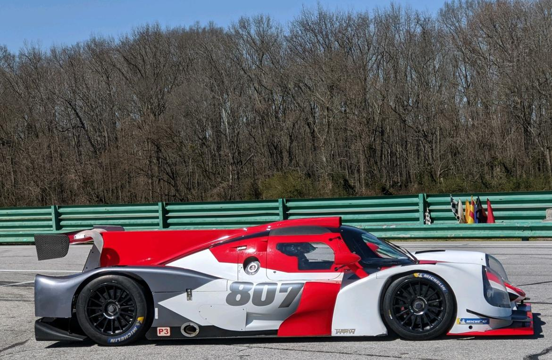 Clayton's 2018 Ligier JS P3