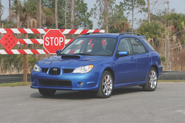 Buyer Guide 2002 07 Impreza Wrx Articles Grassroots Motorsports