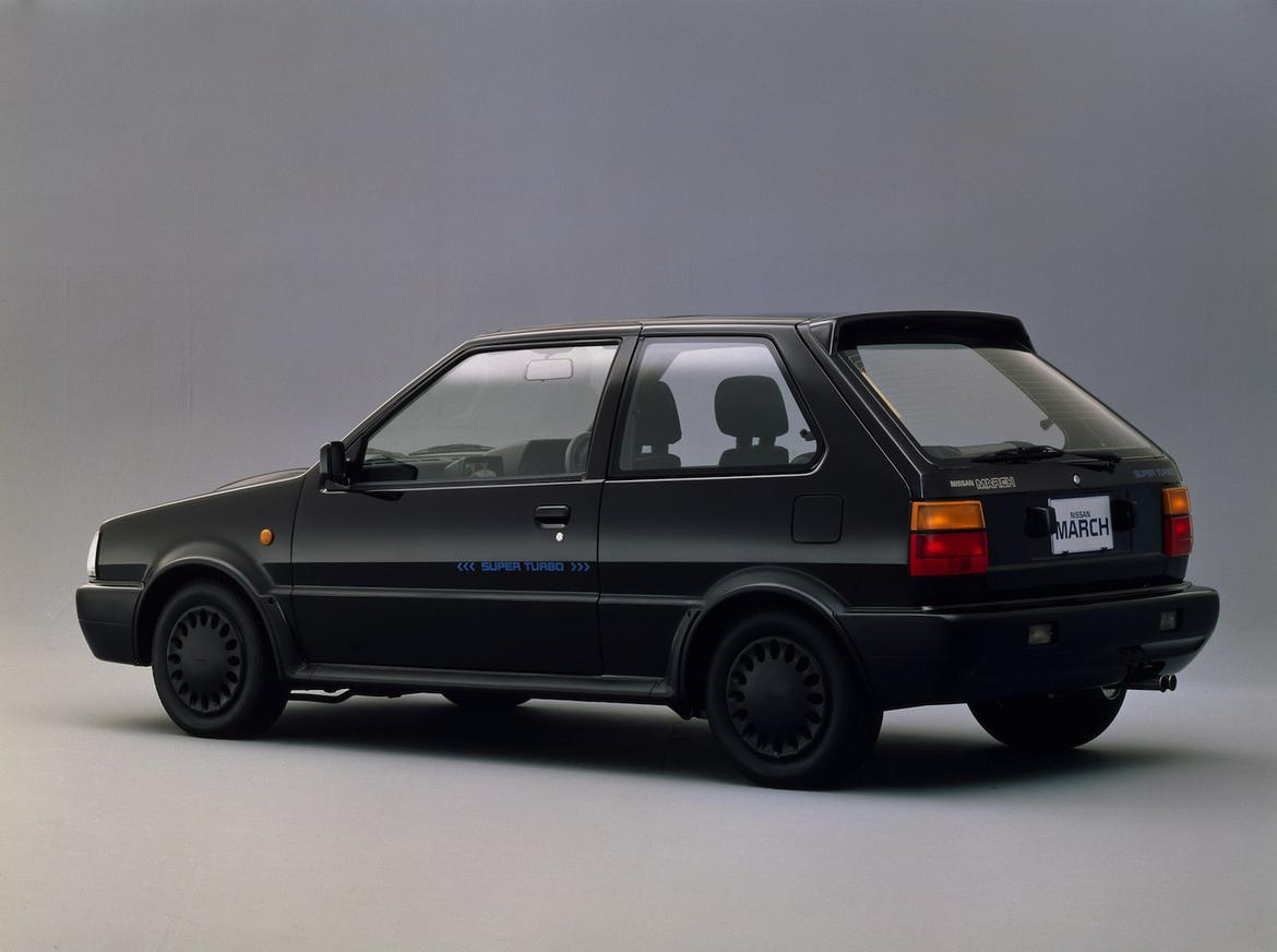 Rate It The Nissan March Super Turbo Was A Twin Charged 1980s Oddity Grassroots Motorsports Forum