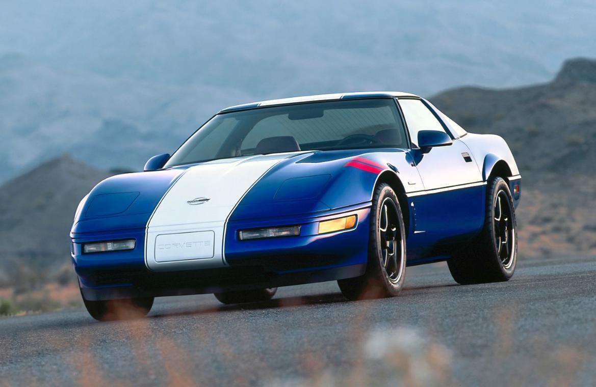 Corvette Grand Sport.