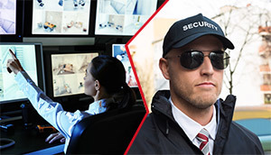 Do I Want Video Surveillance or Security Guards at My Property?