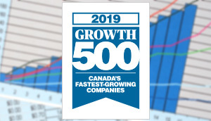 Stealth Monitoring Ranks on 2019 Growth 500 List