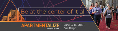 Apartmentalize Trade Show Banner