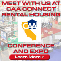 Meet With Stealth at CAA Connect Rental Housing Conference and Expo
