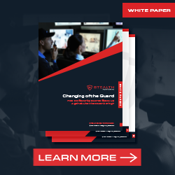 White Paper - Changing of the Guard