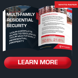 Guide to Securing Multi-Family Residential Property