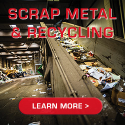 Stealth Scrap Metal & Recycling Solution